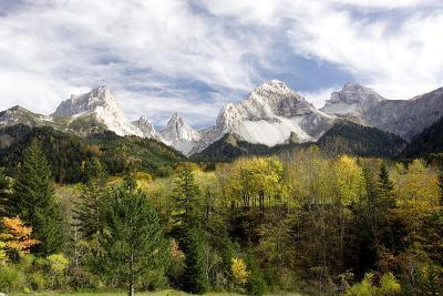 Vercors Mountains, France-Bob Gibbons-Photographic Print
