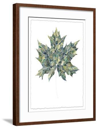 Verdant Details II-Grace Popp-Framed Premium Giclee Print