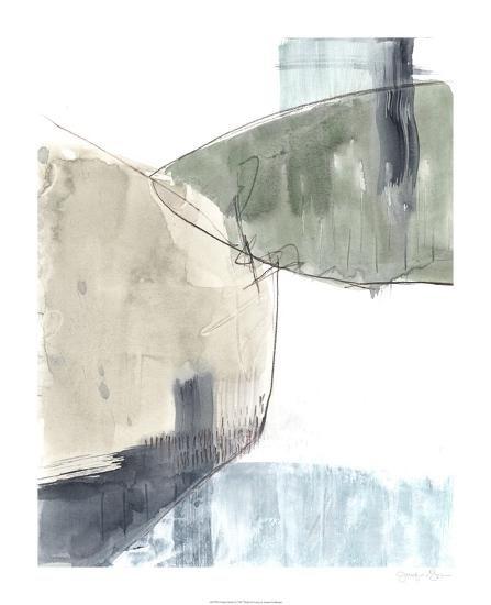 Verdant Divide II-Jennifer Goldberger-Limited Edition