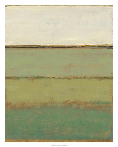 Verdant Field I-Tim O'toole-Giclee Print