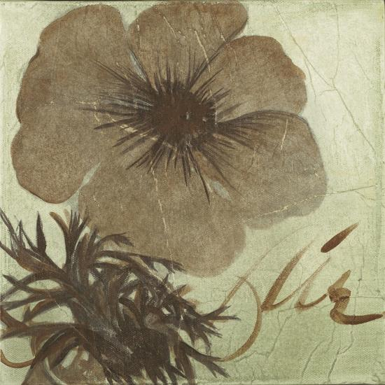 Verde Botanicals V-Liz Jardine-Art Print