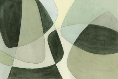 Verdigris Intersection II-Renee W^ Stramel-Art Print