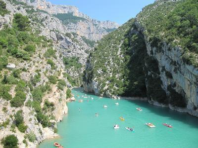 Verdon Schlucht- emotionpictures-Photographic Print