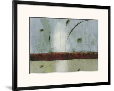 Verge-Zach Amir-Framed Art Print