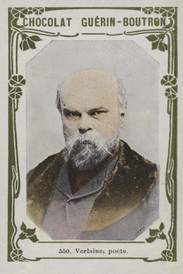 Verlaine, Poete--Giclee Print
