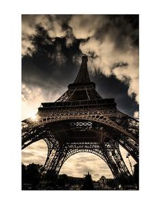 The Eiffel Tower by Verlijsdonk