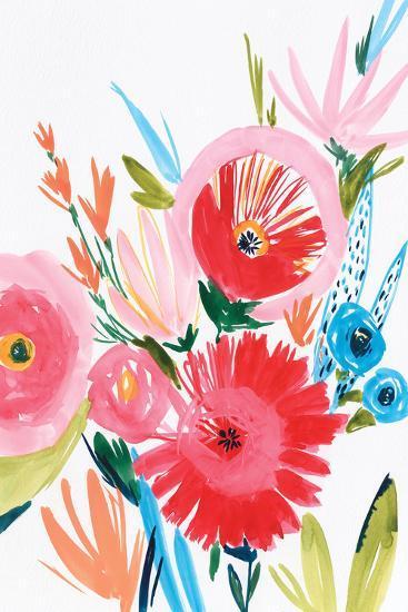 Vermelho I-Isabelle Z-Premium Giclee Print