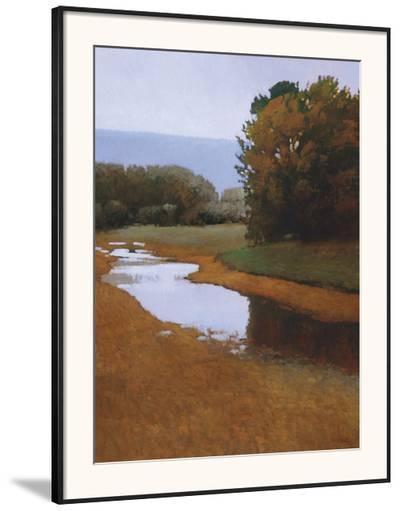 Vermont Rain-Marc Bohne-Framed Art Print