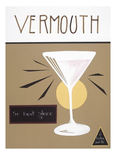 Vermouth-Sharyn Sowell-Premium Giclee Print