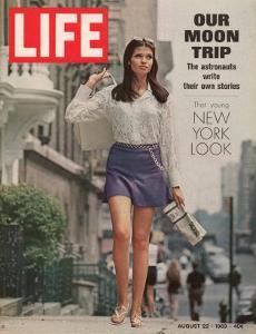 That Young New York Look, August 22, 1969 by Vernon Merritt III