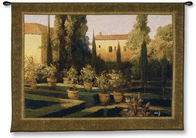Verona Garden-Philip Craig-Wall Tapestry