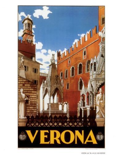 Verona--Art Print