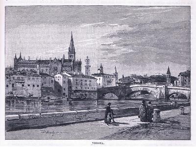 Verona-John Fulleylove-Giclee Print