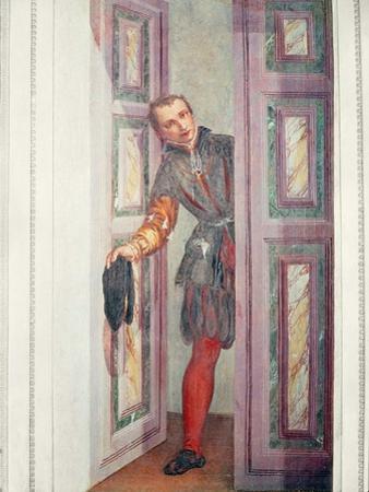 A Servant at the Door, 1562