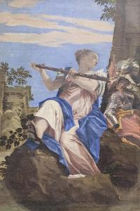 Allegory of Peace by Veronese