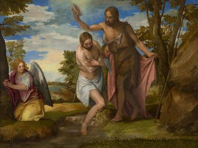 The Baptism of Christ, c.1550-1560