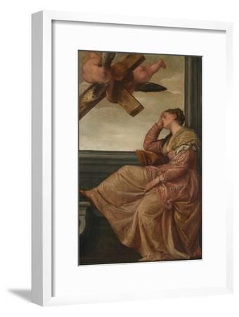 The Dream of Saint Helena, c.1570