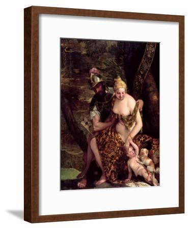 Venus, Cupid and Mars