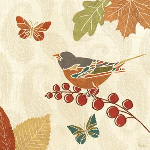 Autumn Song IX by Veronique Charron