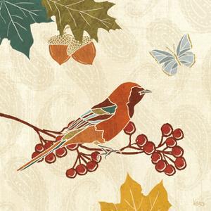 Autumn Song VIII by Veronique Charron