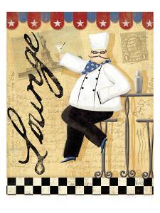 Chef's Break  II by Veronique Charron