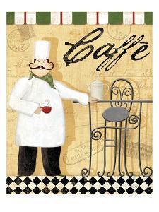 Chef's Break III by Veronique Charron