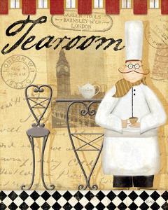 Chef's Break IV by Veronique Charron