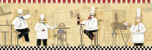 Chefs Break V by Veronique Charron
