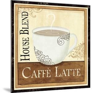 Coffee and Cream I by Veronique Charron