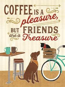 Coffee and Friends II by Veronique Charron