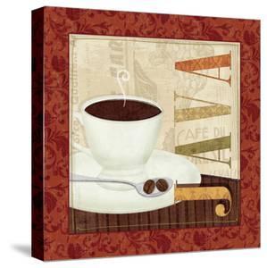 Coffee Cup I by Veronique Charron
