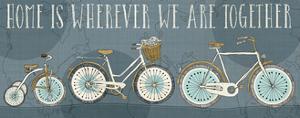 Doodle Ride IV by Veronique Charron