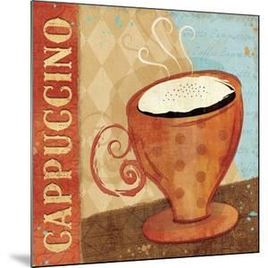 Jazzy Coffee I by Veronique Charron