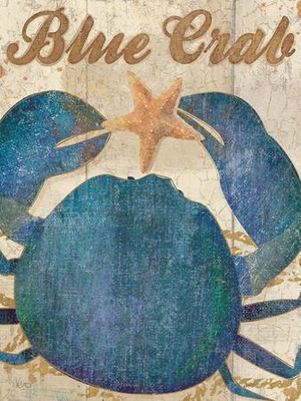 Ocean Delicacies I by Veronique Charron
