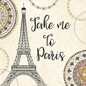 Romance in Paris I by Veronique Charron