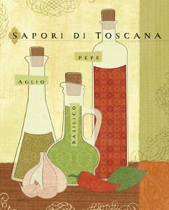 Toscana II by Veronique Charron