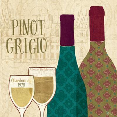Wine Collage VI