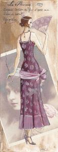 Parisienne 1929 by Véronique Didier-Laurent