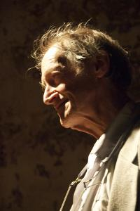 Michael Horovitz, Museum of Immigration, London, September 11th, 2009 by Veronique Dubois