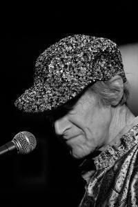 Michael Horovitz, Ronnie Scott's, London, 13th June 2011 by Veronique Dubois