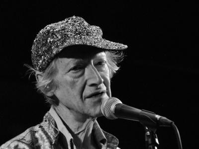 Michael Horovitz, Ronnie Scott's, London, 13th June 2011