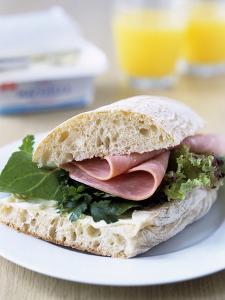 Ham Sandwich by Veronique Leplat