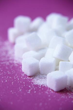 White Sugar Cubes by Veronique Leplat
