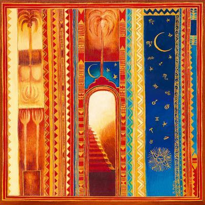 Vers la Lumière-Bernadette Pottiez-Art Print