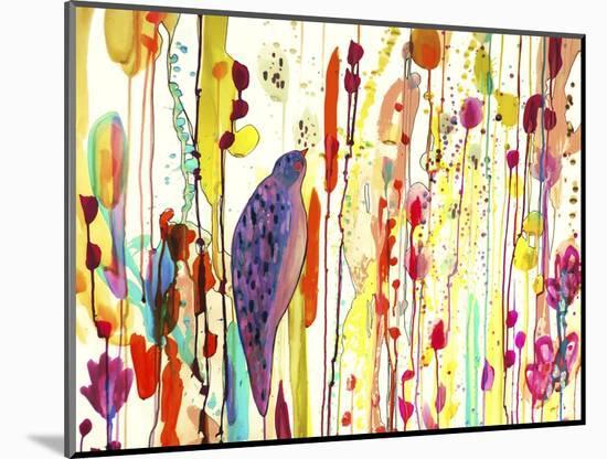 Vers Le Ciel-Sylvie Demers-Mounted Premium Giclee Print
