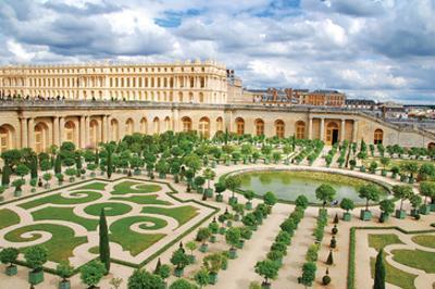 Versailles Garden Paris France