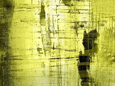 Vert Lime-Anna Polanski-Art Print