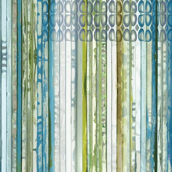 Vertical Ends-Ruth Palmer-Art Print
