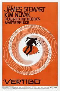 Vertigo, 1958, Directed by Alfred Hitchcock