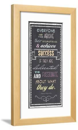 Achieve Success - Nelson Mandela Quote